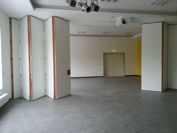 pareti divisorie economiche pareti divisorie tipologie