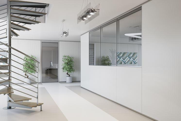 Pareti divisorie in pvc pareti divisorie pvc pareti divisorie - Separazione cucina soggiorno ...