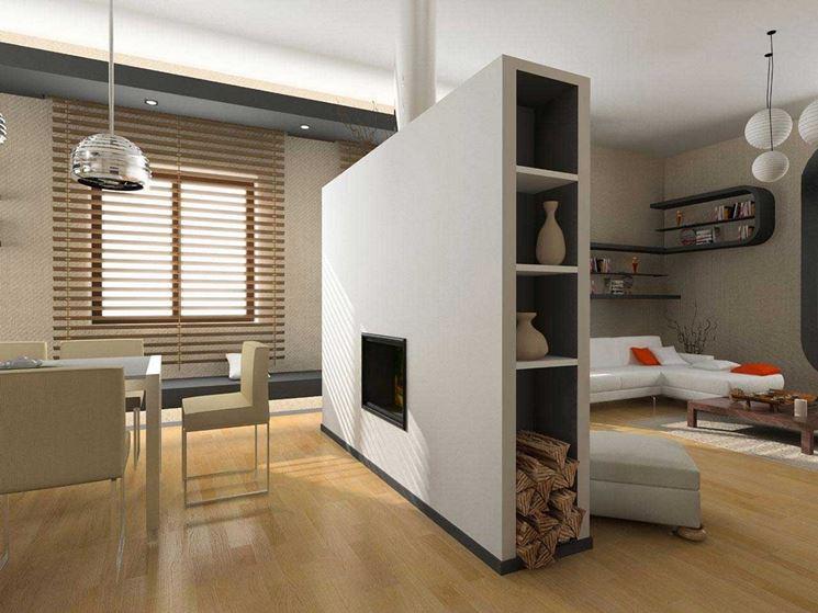 Preferenza Pareti divisorie per appartamenti - Pareti divisorie - Parete  ET57