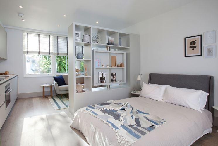 Estremamente Pareti divisorie per appartamenti - Pareti divisorie - Parete  CW85