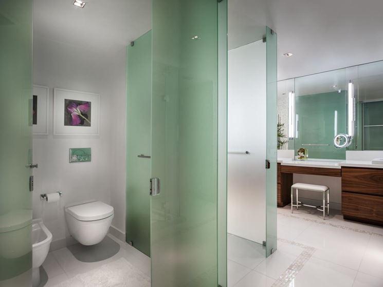 Pareti divisorie per bagni - Pareti divisorie - Tipi di pareti divisorie per bagno