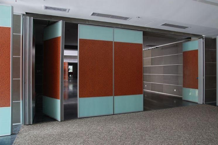 Pareti mobili   pareti divisorie   scegliere le pareti mobili
