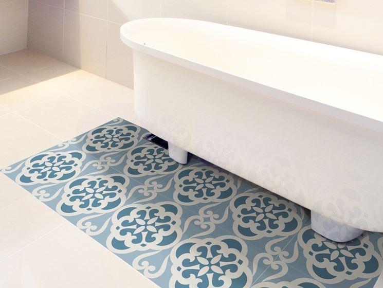 Adesivi per pavimentazione bagno