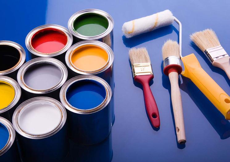 Occorrente per dipingere