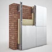 Realizzazione di facciata ventilata