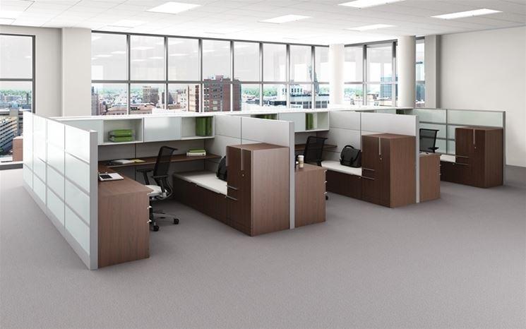 Pareti componibili ufficio