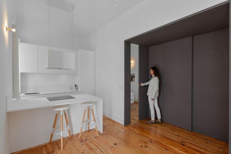 Separare gli ambienti con pareti divisorie mobili