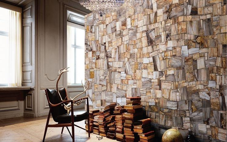 Favoloso Pareti rivestite - Pareti e muri - Rivestimento pareti VZ57