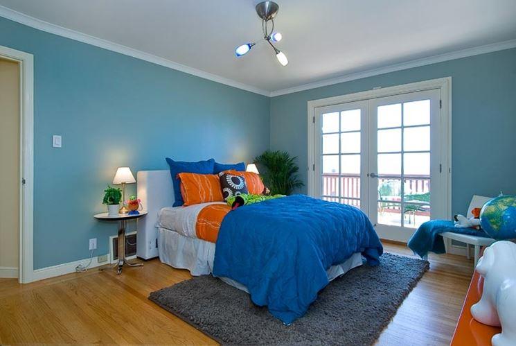 Tinteggiare le pareti pareti e muri verniciare casa - Tinteggiare casa ...