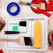 Attrezzatura necessaria per la pittura