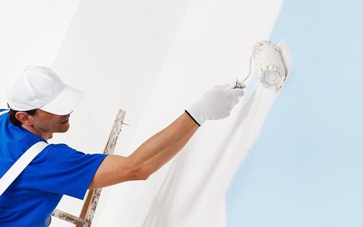 Preparare le pareti per la pittura