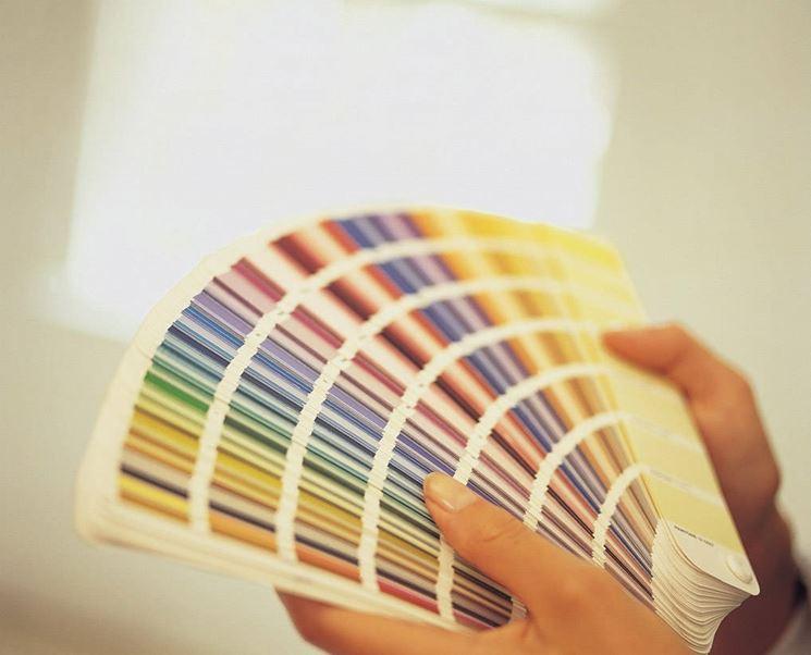I colori giusti per le pareti
