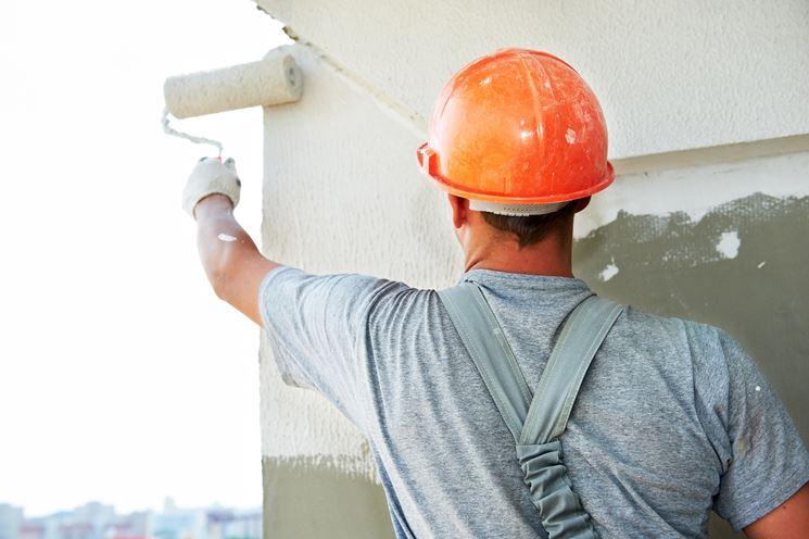 Tecniche per pitturare i muri di casa