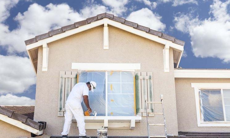 Pitture al quarzo pitturare casa cosa sono le pitture for Pitturare muri di casa