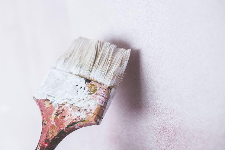 pennello per pittura