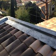 Scossalina alluminio tetto